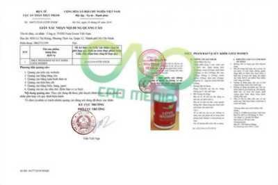 Dịch vụ đăng ký giấy phép quảng cáo thực phẩm chức năng