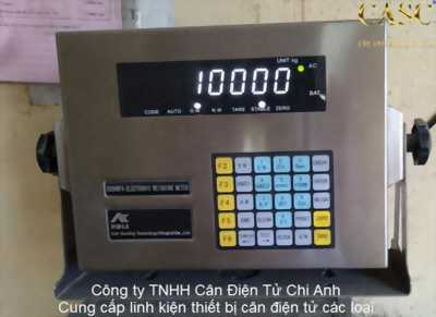 Dịch vụ kiểm định cân ô tô 100Tấn - Cân Chi Anh