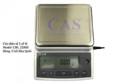 Cân kỹ thuật CBL-2200H CAS - Cân Chi Anh