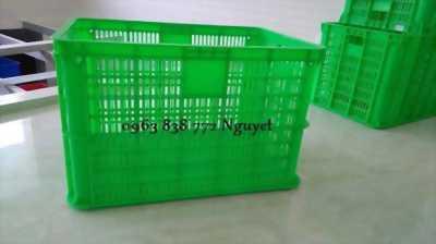 Bán sóng nhựa hở - sóng nhựa công nghiệp.