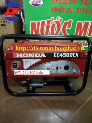 Máy phát điện Honda EC4500CX giá không nơi nào rẻ hơn Điện Máy Hòa Phát