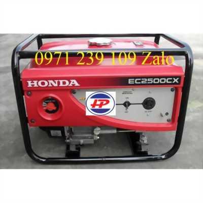 Máy phát điện Honda EC2500CX giật nổ công suất 2KW giá tốt liên hệ 0971 239 109
