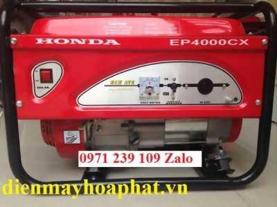 Máy phát điện Honda EP4000CX giá cả canh tranh tại Hà Nội