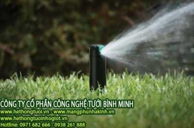 Tưới cảnh quan, vòi phun nước tưới cây,vòi phun xoay 360 độ,béc tưới cây, béc phun nước tưới cây