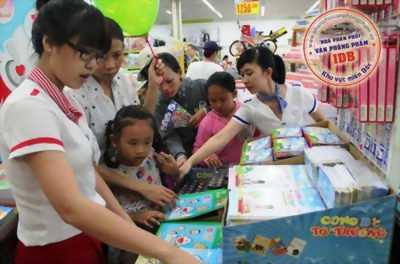 Dịch vụ bán sách vở học sinh giá rẻ, chất lượng tại Hà Nội