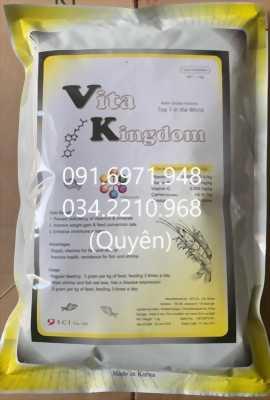 Vita kingdom-Vitamin tổng hợp Hàn Quốc cho tôm cá nhanh lớn, giá sỉ