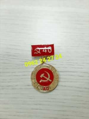 kỷ niệm chương cài áo, nơi làm kỷ niệm chương quân nhân, huân chương tuổi đảng