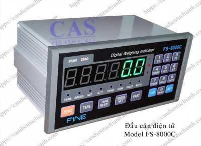 Đầu cân điện tử FS-8000C Fine - Cân Chi Anh