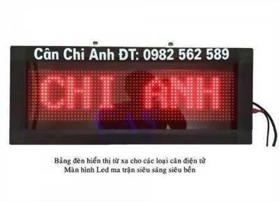Bảng đèn hiển thị từ xa DPM-DZ-5 Keli - Cân Chi Anh
