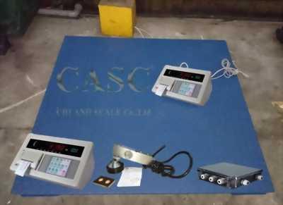Cân sàn điện tử FS-A9 - Cân Chi Anh