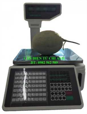 Cân siêu thị tính giá TM-A 30kg - Cân Chi Anh