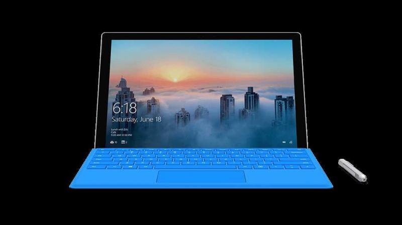 Surface Pro được nâng cấp từ Surface Pro 4  là phiên bản được chờ đợi từ lâu của Microsoft, đã được restyle như một laptop
