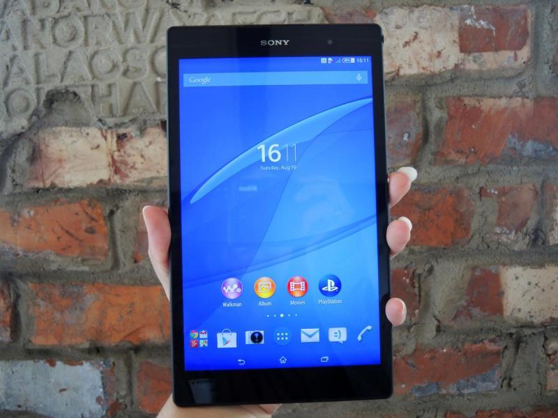Những điều cần biết khi mua máy tính bảng Sony Tablet Z3
