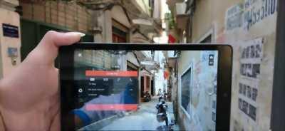 Máy tính bảng Vodafone Tab Speed 6- Sim 4G