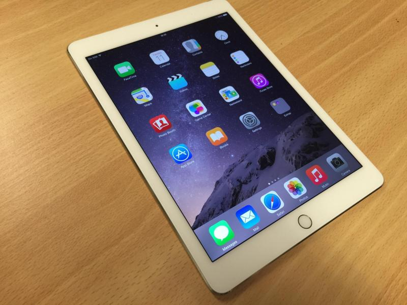 ipad air 2 wifi 4g zin fun ok gold