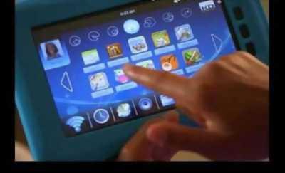 Tablet KURIO 7 cho trẻ nhỏ , có bao da, nguyên zin mới 99%