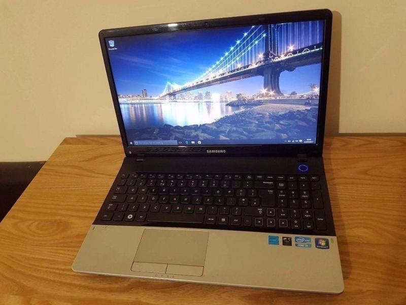 Bán laptop samsung 300v i3
