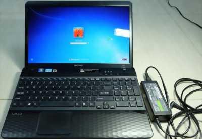 Cần bán laptop sony, đã sử dụng, máy còn zin.