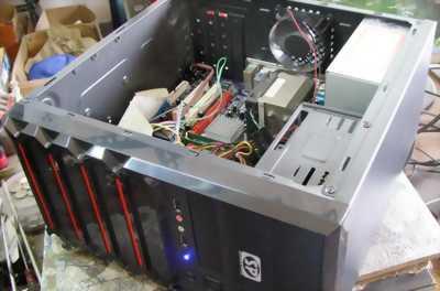Thùng máy Core E6700 ... 600K