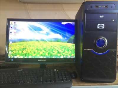 Bán bộ máy tính giải trí học tập chơi game tại Sóc Sơn, Hà Nội