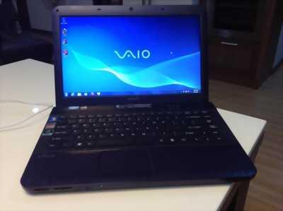 Laptop Sony E i3 thế hệ 3 màn 15.6inch ram 4GB