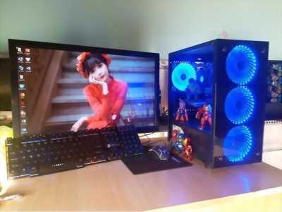 GAMING LED I3 VGA DD5. MAX CẤU HÌNH LOL, PUBG, FO4