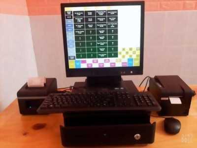 Máy tính tiền giá rẻ quận Bình Tân nè
