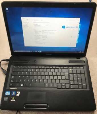 Laptop toshiba L305 - S5921 dư bán lại cho anh chị em sinh viên