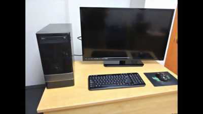 Bộ máy cũ màn hình HP tại Cầu Giấy, Hà Nội