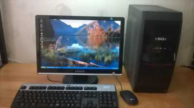 Bộ máy tính core i3 màn 27 inch tại Hà Đông, Hà Nội