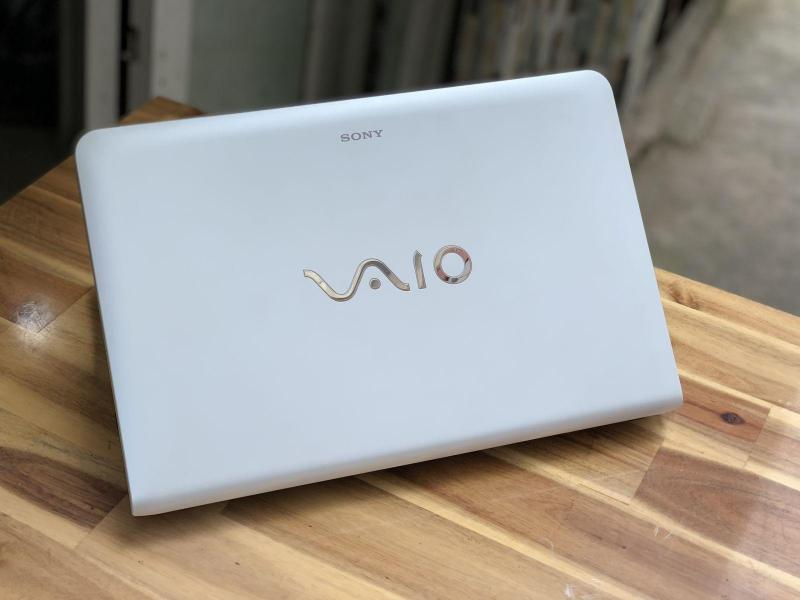 Laptop Sony Vaio SVE15, i5 3210M 4G 500G đèn phím Đẹp zin 100% Giá rẻ