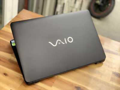 Laptop Sony Vaio SVF15, i7 4500U 8G SSD128+500G Vga rời 2G 15inch đẳng cấp doanh nhân giá rẻ