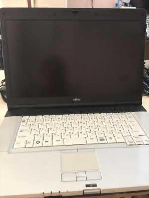 Laptop Fujitsu E780 xách tay Nhật mới 98%