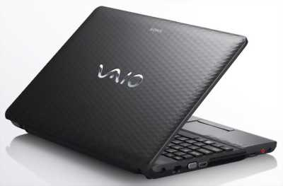 Laptop Sony Vaio Svf142c29w core i3 ram 6GB HDD 500GB