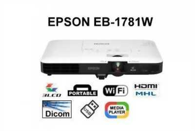Máy chiếu wireless Epson EB-1781W nhỏ gọn