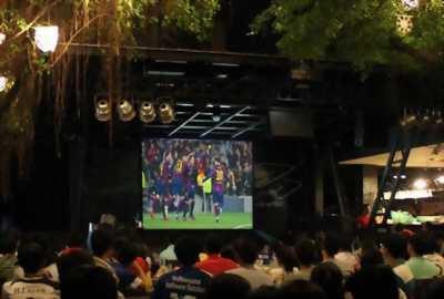 Bộ máy chiếu giá rẻ xem World Cup 2018
