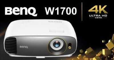 Đánh giá máy chiếu 4K BenQ W1700