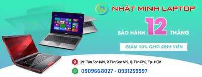Một trong những kinh nghiệm mua laptop cũ - Nhật Minh laptop