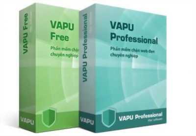 Phần mềm chặn web đen VAPU