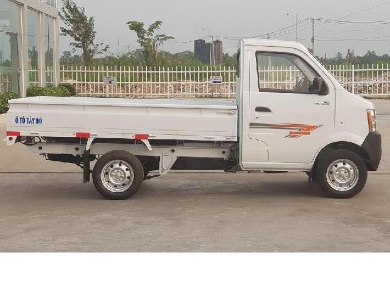 Bán Xe DongBen Thùng Lững - 700kg/750kg/800kg. Hỗ Trợ Vay.