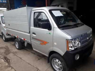 Xe tải nhẹ Dongben 870kg, khung xe cứng cáp