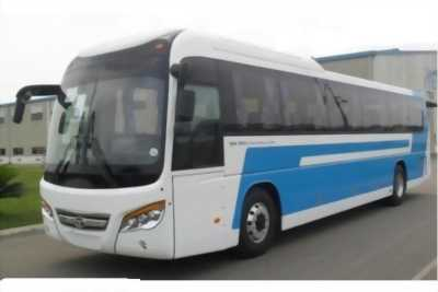 Chuyên bán xe khách 47 chỗ -Deawoo FX 12
