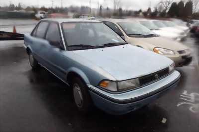 Toyota Corolla 1992 Số sàn