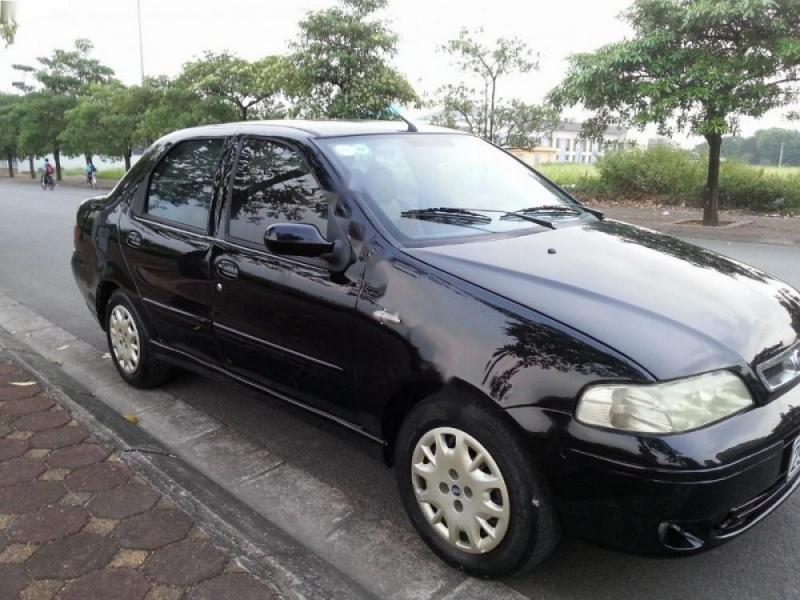 Bán Fiat Albea HLX đời 2004.