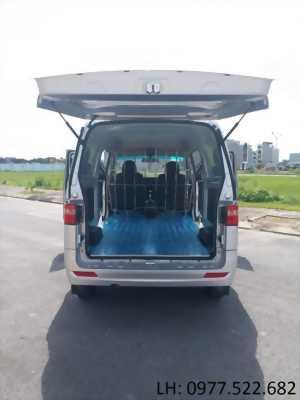 xe ô tô tải van dongben x30 tải trọng 950kg chuyên chạy trong phố