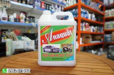 Nước rửa xe bọt tuyết Anaquat 5L
