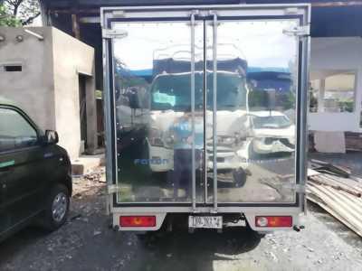 xe TẢI FOTON gratour 1.2L thùng kín
