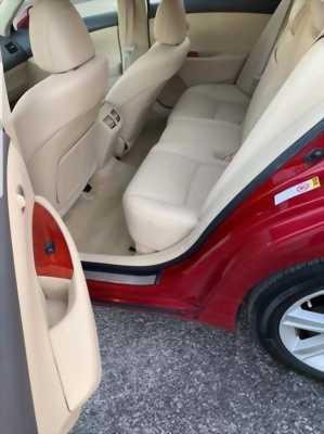 Cần bán xe Lexus ES350 đời 2008 số tự động màu đỏ bstp