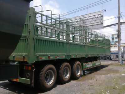 Bán rơ moóc Lồng-Khung mui bạt Doosung 30,2 tấn
