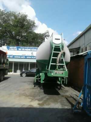 Doosung Miền Nam bán Rơ Mooc Bồn Chở Ximăng rời 31Khối.